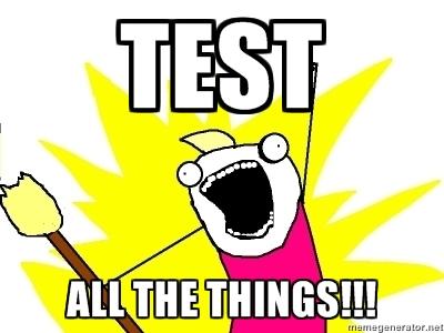 TestAllTheThings